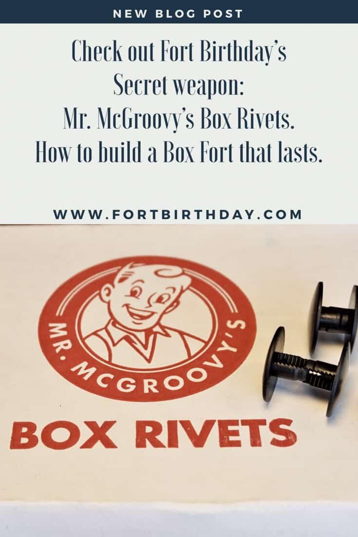 Mr McGroovy's Box Rivets