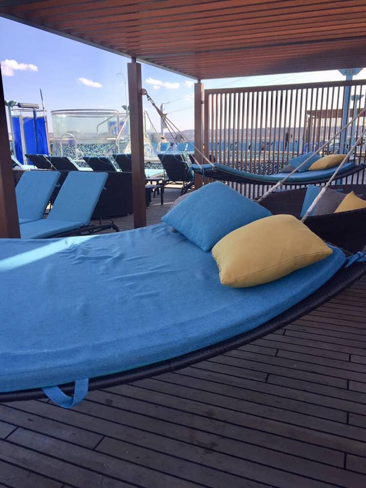 Cruise Ship hammock