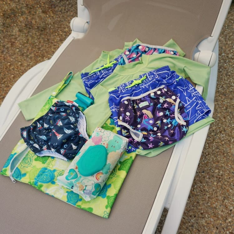 The poop on potty training and pool time - Fort Birthday