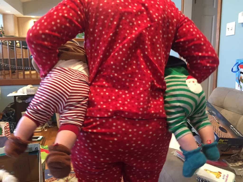 Aunt Butt and Nephew Butts