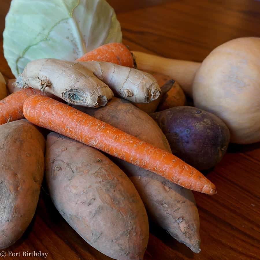 Fall veggies to please the confession of a picky adult eater
