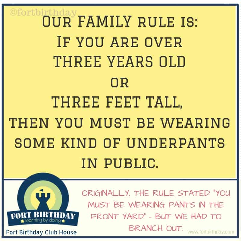 Fort Birthday Meme You must be three feet old or three feet tall